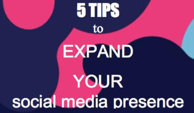 5 Tips to Expand Your Social Media Presence thumbnail